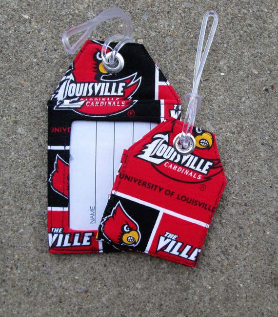 university of louisville cardinals fabric large by igalcreations