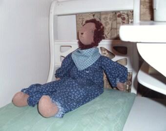 Stuffed Animals and Rageddy Ann/Andy