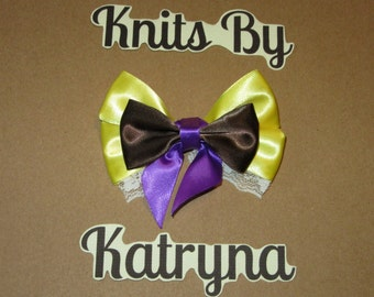 Jane Porter Tarzan Inspired Hair Bow