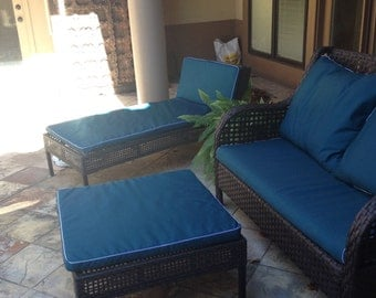 Outdoor furniture cushions/covers