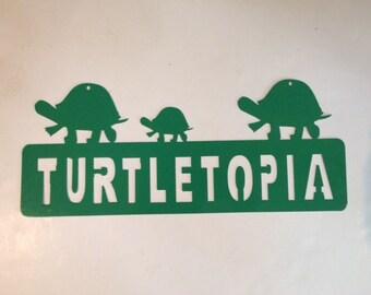 Box Turtle Memorials, Pet Memorials, Pet Memorial, Metal Pet Memorials, Signs,Markers, Pet Cemetery Marker, Turtle Crossing, Turtle Memorial