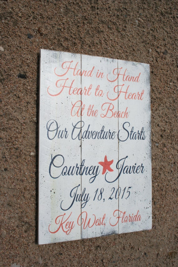 Wedding Gift Ideas Destination Wedding : ... Adventure Starts Shabby Chic Vintage Bridal Shower Gift Wedding Gift