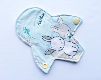 Mama Kloth Reusable Thong Pantyliner / Cutie Patutie