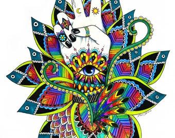 We need peace -Original-