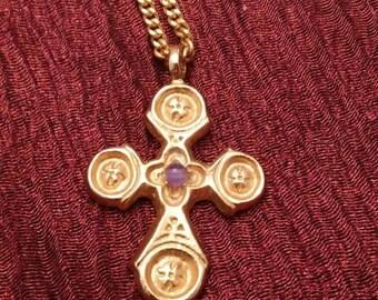 Byzantine Cross from the ALVA Studios