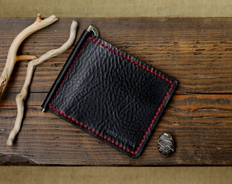 Leather Money Clip Wallet, Wallets for Men, Mens Wallets, Men's Leather Wallet, Groomsmen Gift, Mens Wallet, Gifts for Men