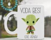 Yoda best, yoda one for me, valentine, star wars