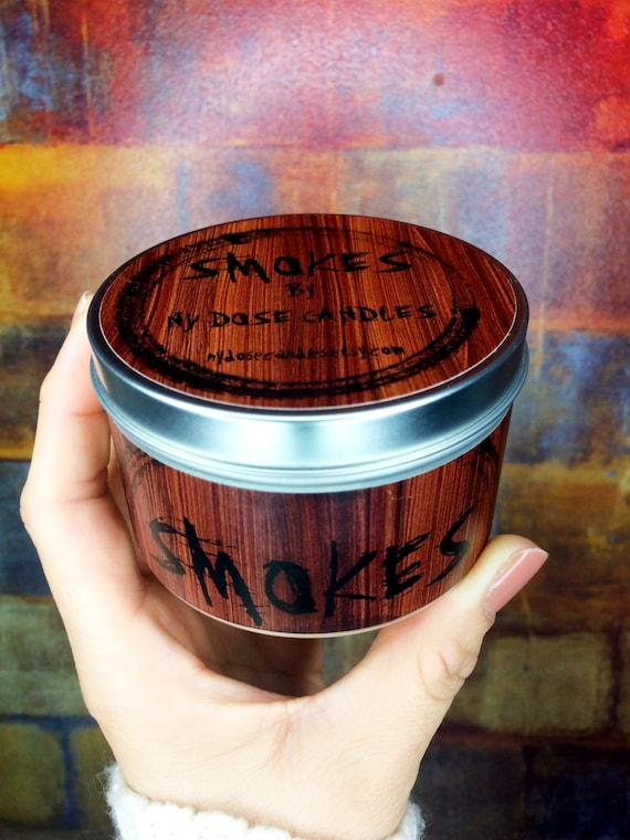 Smokes by NY DOSE CANDLES