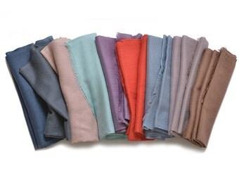 Dark Gray Cashmere Silk Blend Scarf -Grey Cashmere Scarf - Blue Cashmere Scarf -Brown(Coffee) Cashmere Scarf -Mint Cashmere Scarf-2015W-3