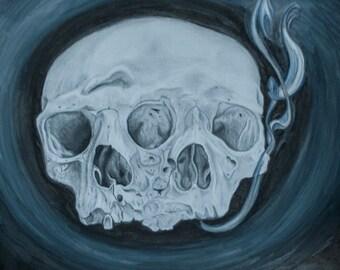 Siamese Skulls