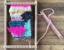 Beginners weaving kit