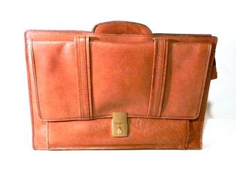 Vintage Portfolio / Briefcase