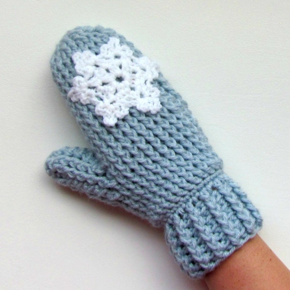 crochet pattern ladies mittens cable stitch thick quick warm
