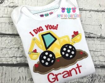 Boy Valentine Outfit - Baby Boy Valentine Bodysuit - Boy Valentine Shirt - Boy Valentine's Day shirt