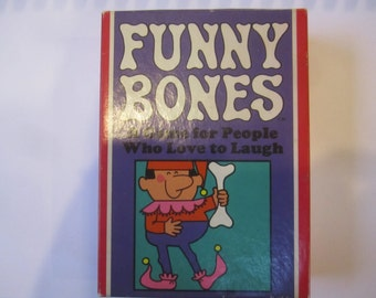 Funny Bones Game by Parker Brothers Vintage 1968