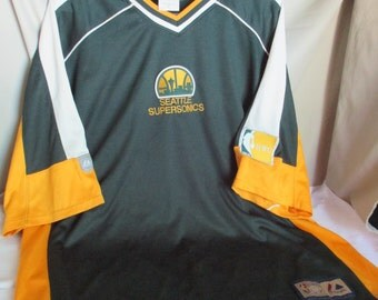 Rare Supersonic Warm up Jersey