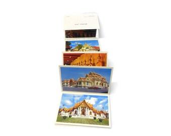 Vintage Bangkok Post Cards, Vintage Post Cards, Post Cards, Bangkok