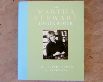The Martha Stewart Cook Book, Vintage Cookbook, Martha Stewart Cookbook