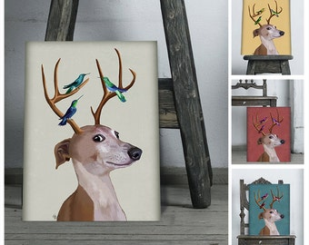 """Shop """"greyhound gifts"""" in Drawing & Illustration"""