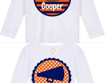Auburn Football Kids Shirts