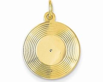 Record Album Charm (A0564/L)
