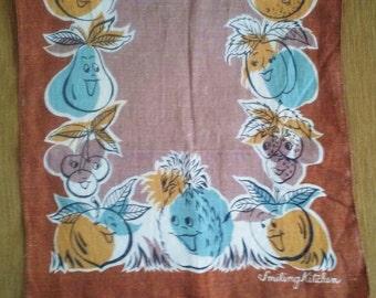Smiling Kitchen Towel