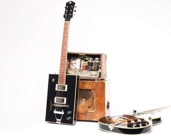 Drummond & Hammett DB100 Cigar Box Guitar