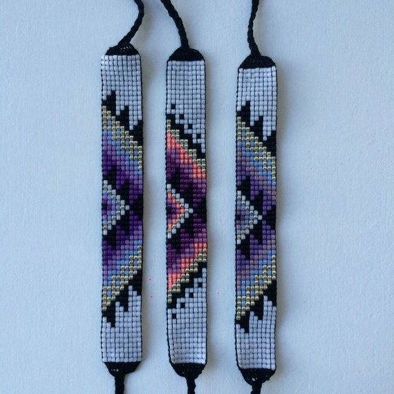 Items Similar To Seed Bead Friendship Bracelet