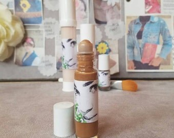 New! Roll With Me Purity Liquid Mineral Concealer .33oz/10mL
