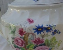 1940's English Windsor Teapot  Price Reduction