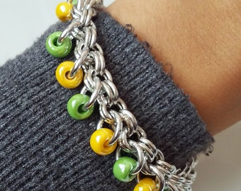 Chainmail bracelet 4
