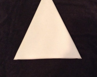Triangle Canvas (Hand-made)