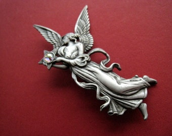 PIN Angel fairy vintage 80