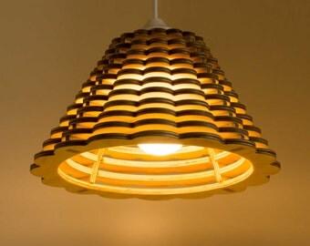 "Hanging lamp ""Petticoat"""