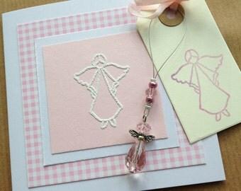 Angel Card & Decoration