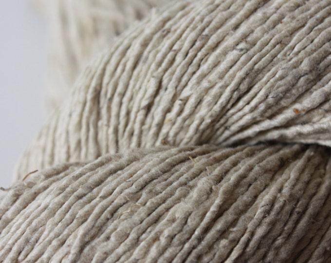 2.5/1 Handmade Mulberry Noil Silk Yarn