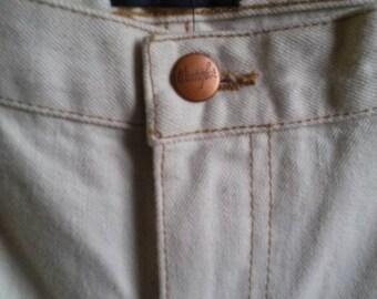 Wrangler Marc Jacobs Ruffle Bottom Jeans