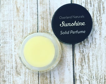 Sunshine Solid Perfume