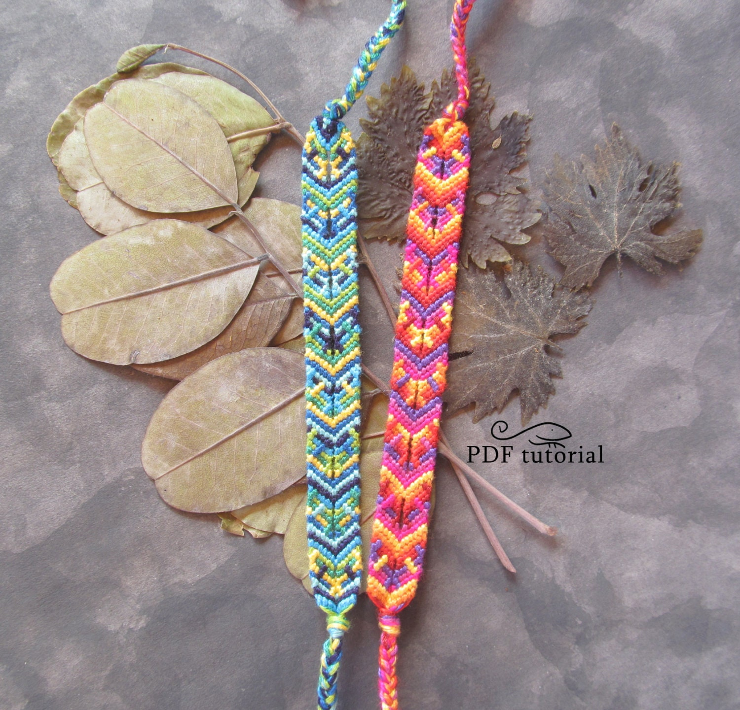 Friendship bracelet pattern friendship bracelet tutorial