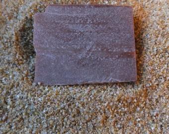 115 Carat Red Adventurine Rock Rough Slab loose gemstone unpolished