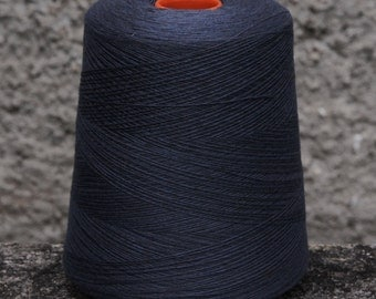 100% guanaco yarn on cone, per 10g