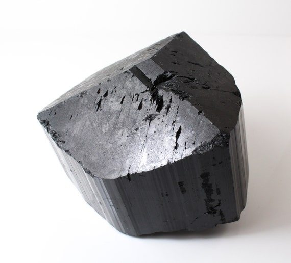 Gorgeous Black Tourmaline Point, M-1925