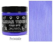 Pastel Periwinkle Hair Dye