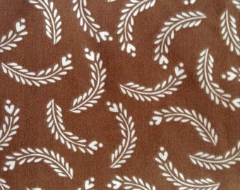 One Half Yard piece of Fabric Material - Harvest Wheat