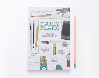 Doodles Daily Plans - A Day Planner