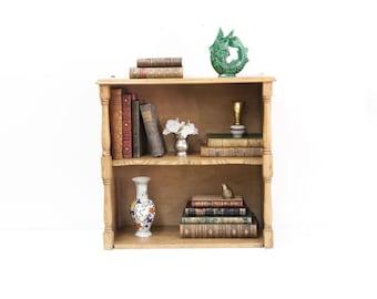 English Pine Hanging Shelf