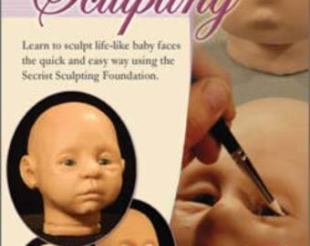DVD: Art of Sculpting Baby Faces