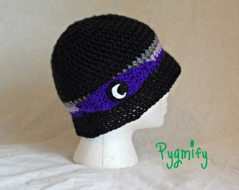 Crochet Welcome to Nightvale Inspired 1920s style Cloche Hat