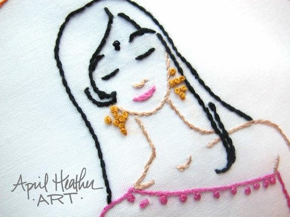 Pdf yoga embroidery namaste meditation pattern