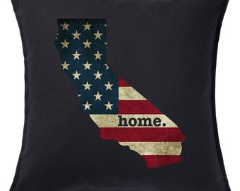CA Home Feather Throw Pillow